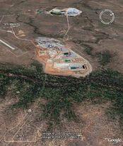 McArthur Mine von oben