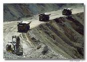 La mine El Cerrejon en Colombie